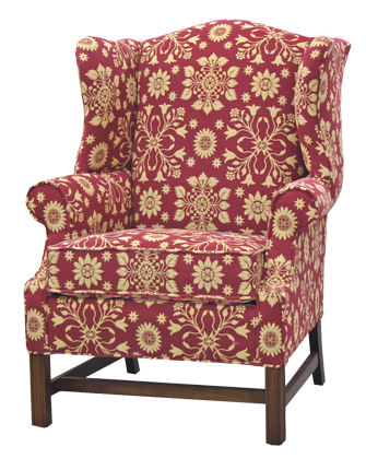Country Primitive Upholstered Furniture, Country Primitive Upholstered Furniture