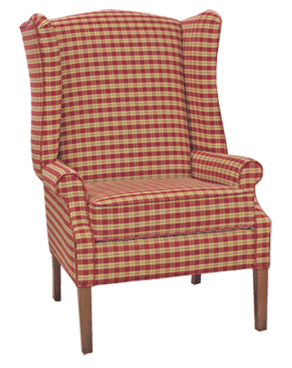 Country Upholstered Furniture Manufacturer, Country Primitive Upholstered Furniture